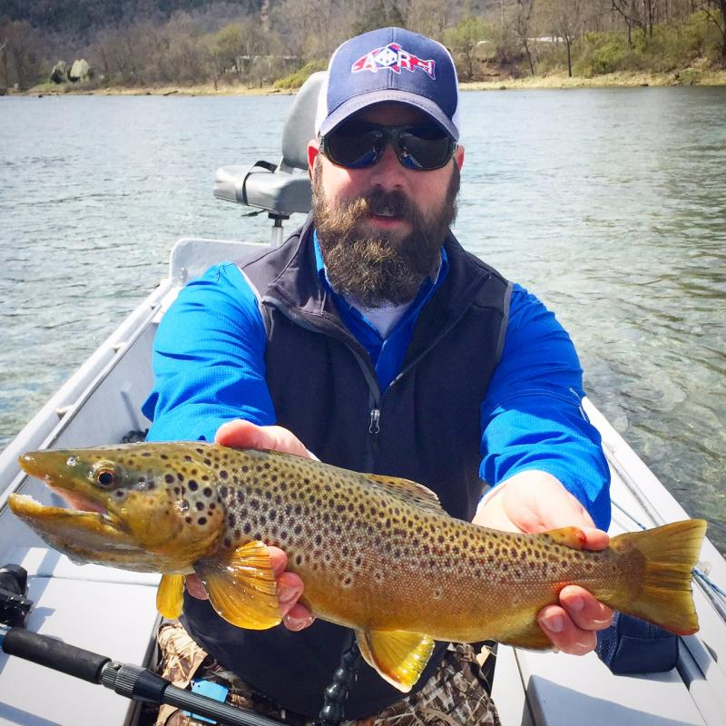 Weekend fishing report 3 27 3 29 pics white river for Weekly fishing report mi