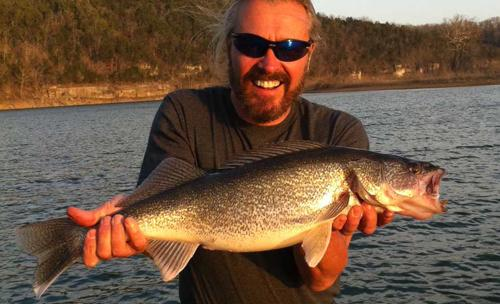 Bull shoals walleye bull shoals ozarkanglers com forum for Walleye fishing in missouri