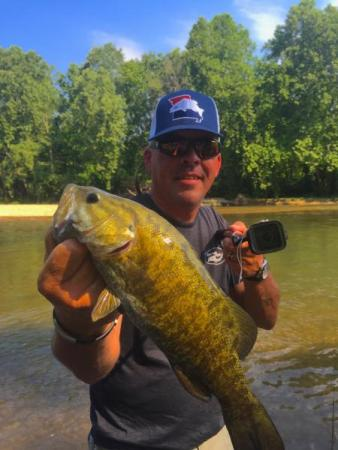 James river june 11 james river fishing reports for James river fishing