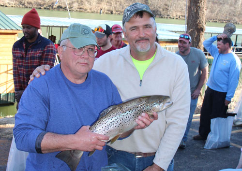 Elfrink Trout Tournament this Saturday